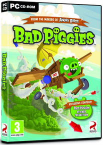 Angry Birds Bad Piggies (PC)