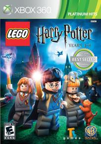 LEGO Harry Potter: Years 1-4 (X360)