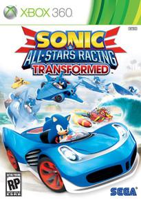 Sonic & All-Stars Racing Transformed (X360)