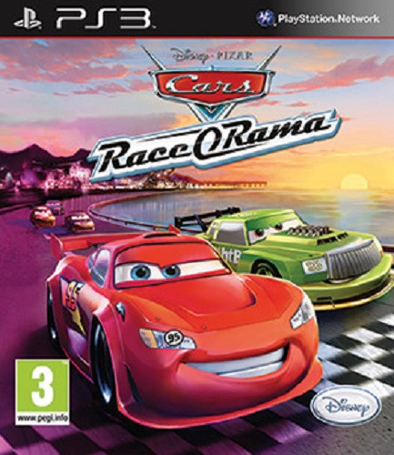 cars race o rama ps3 first games. Black Bedroom Furniture Sets. Home Design Ideas
