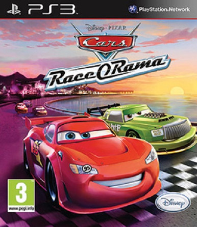 Cars Race O Rama Ps3 First Games