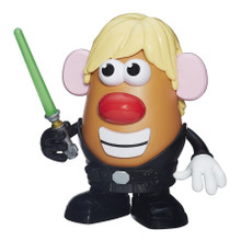 Mr Potato Head Star Wars Toy - Luke Frywalker
