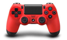Sony DualShock 4 Wireless Controller Red (PS4)