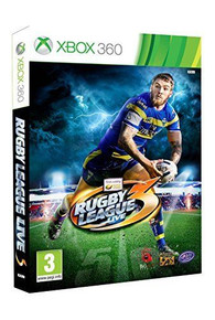 Rugby League Live 3 (X360)