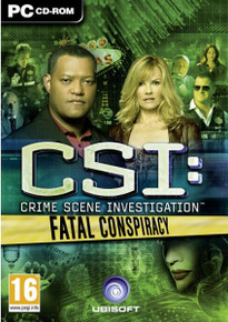 CSI: Crime Scene Investigation - Fatal Conspiracy (PC)
