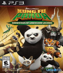 Kung Fu Panda Showdown of Legendary Legends (PS3)