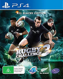 Rugby Challenge 3 All Blacks Edition (PS4)
