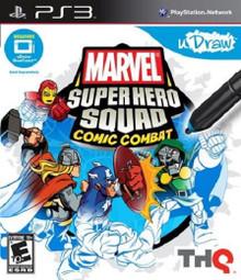 Marvel Super Hero Squad Comic Combat (PS3)