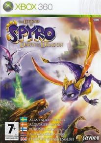 The Legend of Spyro Dawn of the Dragon (X360)