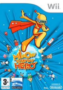 Minon Everyday Hero (Wii)