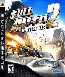 Full Auto 2 Battlelines (PS3)