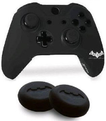 Batman Controller Jacket & Thumb Grips (Xbox One)