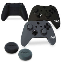 Batman Controller Jacket & Thumb Grips (Xbox One)