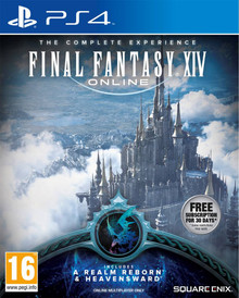 Final Fantasy XIV Online (PS4)