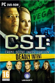 CSI: Crime Scene Investigation Deadly Intent (PC)