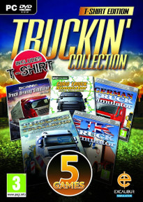 Truckin Collection T-Shirt Edition - 5 Games (PC)