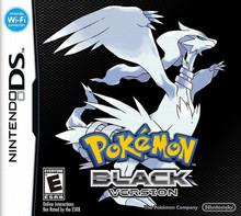 Pokemon Black Version (NDS)