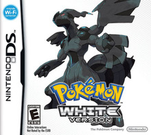 Pokemon White Version (NDS)