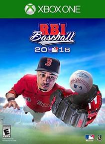 RBI Baseball 2016 (Xbox One)