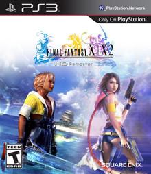 Final Fantasy X / X-2 (PS3)