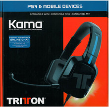 Tritton Kama Headset - Black (PS4 & Mobile)