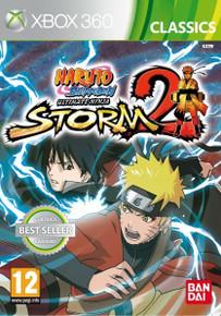 Naruto Shippuden: Ultimate Ninja Storm 2 (X360)