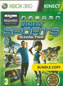 Kinect Sports Season Two (X360)