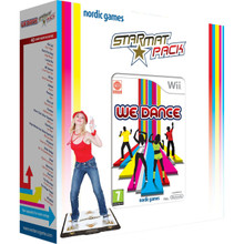 We Dance with Star Mat Pack (Wii)