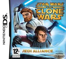 Star Wars The Clone Wars Jedi Alliance (NDS)