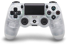 Sony DualShock 4 Wireless Controller Crystal (PS4)