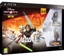 Disney Infinity 3.0 Star Wars Starter Pack (PS3)