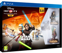 Disney Infinity 3.0 Star Wars Starter Pack (PS4)