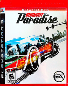 Burnout Paradise (PS3)