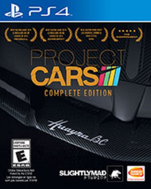 Project Cars Complete Edition (PS4)
