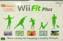 Wii Fit Plus with Balance Board (Wii)