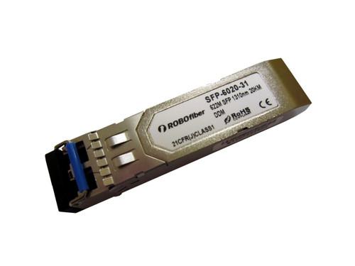 622M (OC12/ STM-4) 20Km single-mode SFP 1310nm (SFP-6020-31)