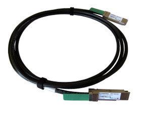 QSFP-40G-03C QSFP+ 40G direct attach passive copper cable, 3m length (QSFP-40G-03C)