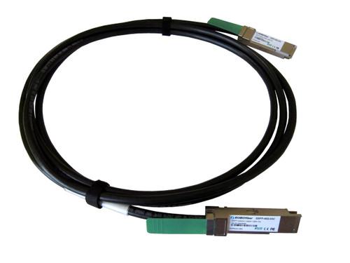 QSFP-40G-03C QSFP+ 40G direct attach passive copper cable, 3m length (QSFP-40G-03C)