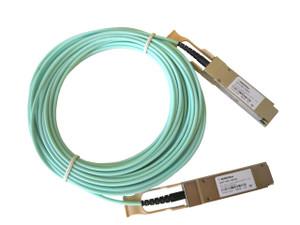QSFP-40G-20AOC QSFP+ 40G direct attach active optical cable, 20m length (QSFP-40G-20AOC)