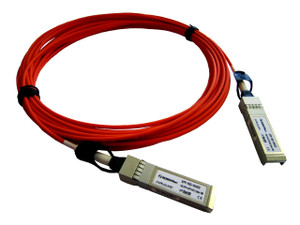 SFP-10G-20AOC SFP+ 10G direct attach active optical cable, 20m length (SFP-10G-20AOC)