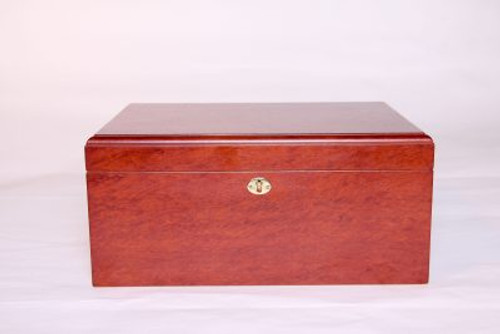 Rosewood 75-100 Count Humidor
