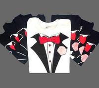 Tuxedo T-Shirt Wedding Pack