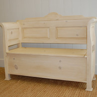 Farmhouse Entry Bench - Small
