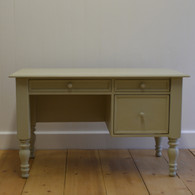 Cottage Desk - sage gray
