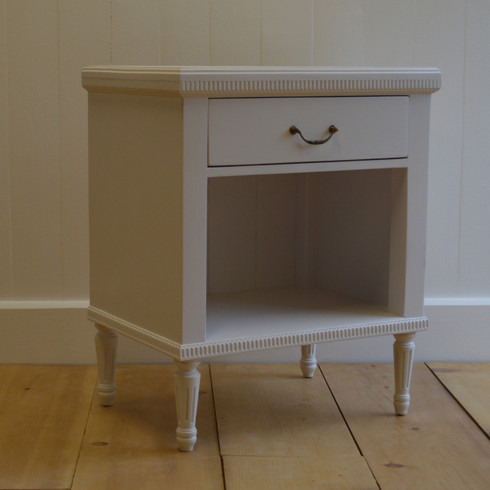 Madeline Nightstand - White
