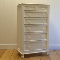 Farmhouse Tallboy- White