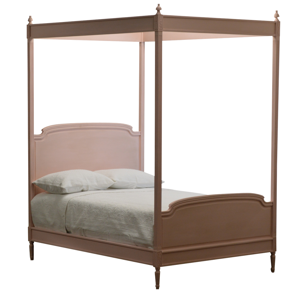 Madeline Four Poster Bed English Farmhouse Furniture