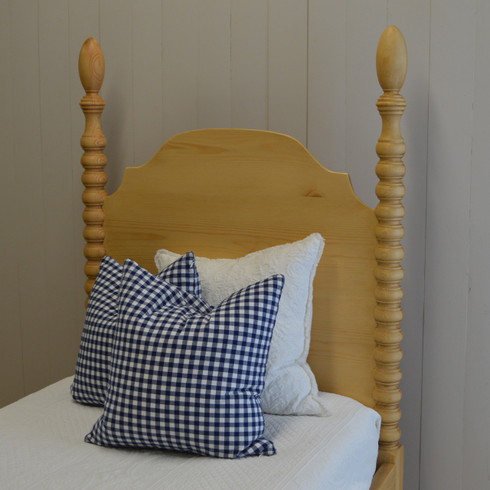 French Farm Spindle Headboard