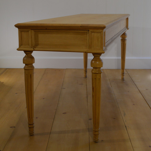 French Dining Table - in english pine