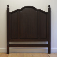 Eloise Grande Headboard - Brown Walnut